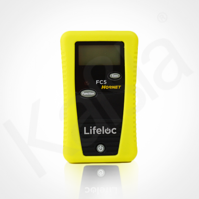 Alcoholímetro FC5 de Lifeloc